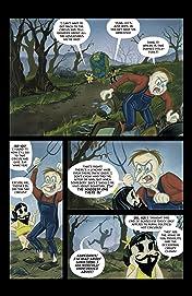 Chimichanga: Sorrow of the World's Worst Face #4