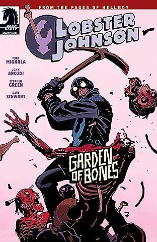 Lobster Johnson: Garden of Bones