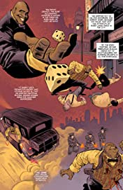 Lobster Johnson: Garden of Bones