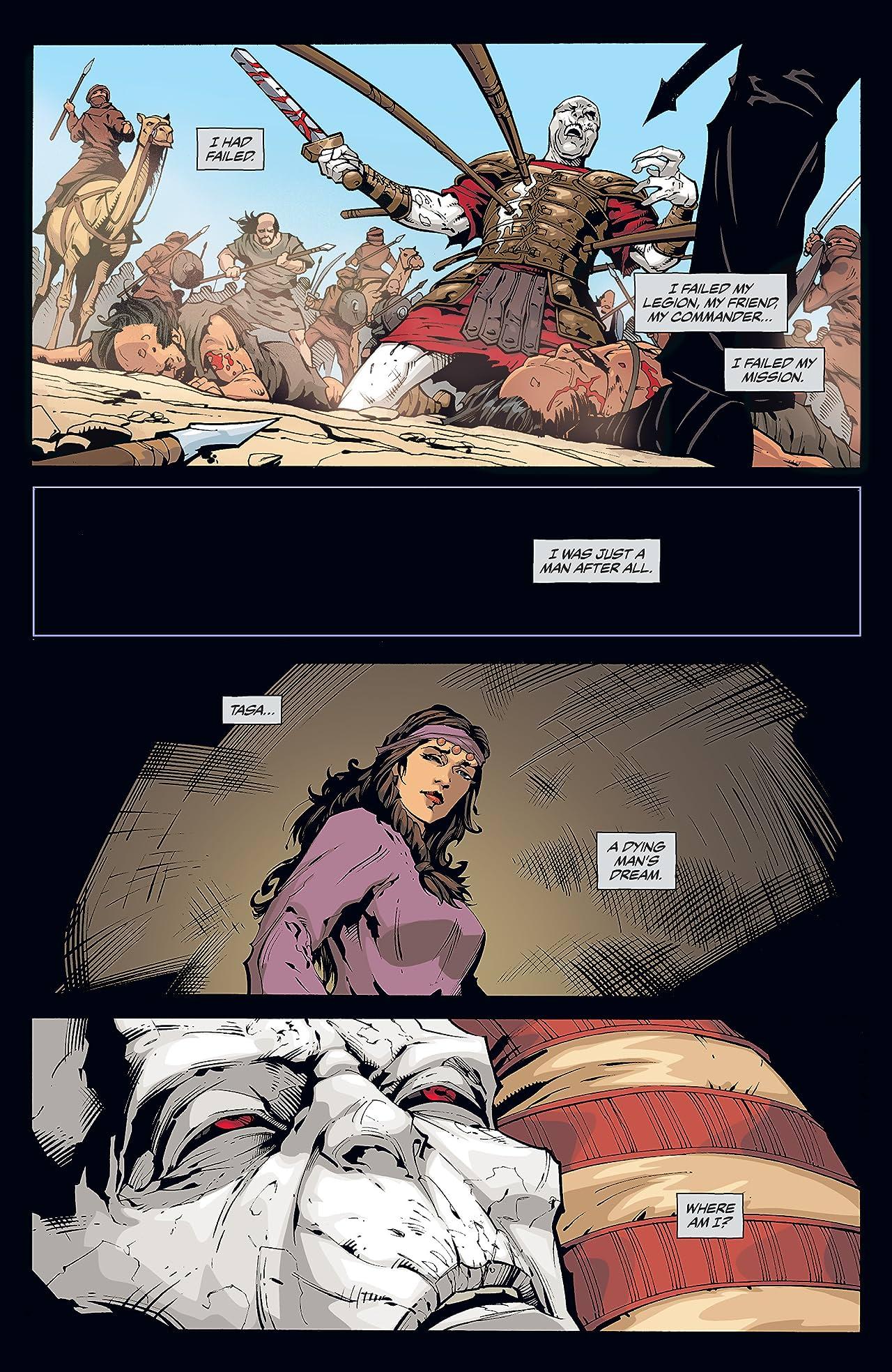 The Strain: Mr Quinlan--Vampire Hunter #5