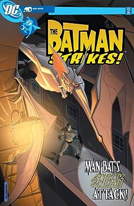 The Batman Strikes! #10