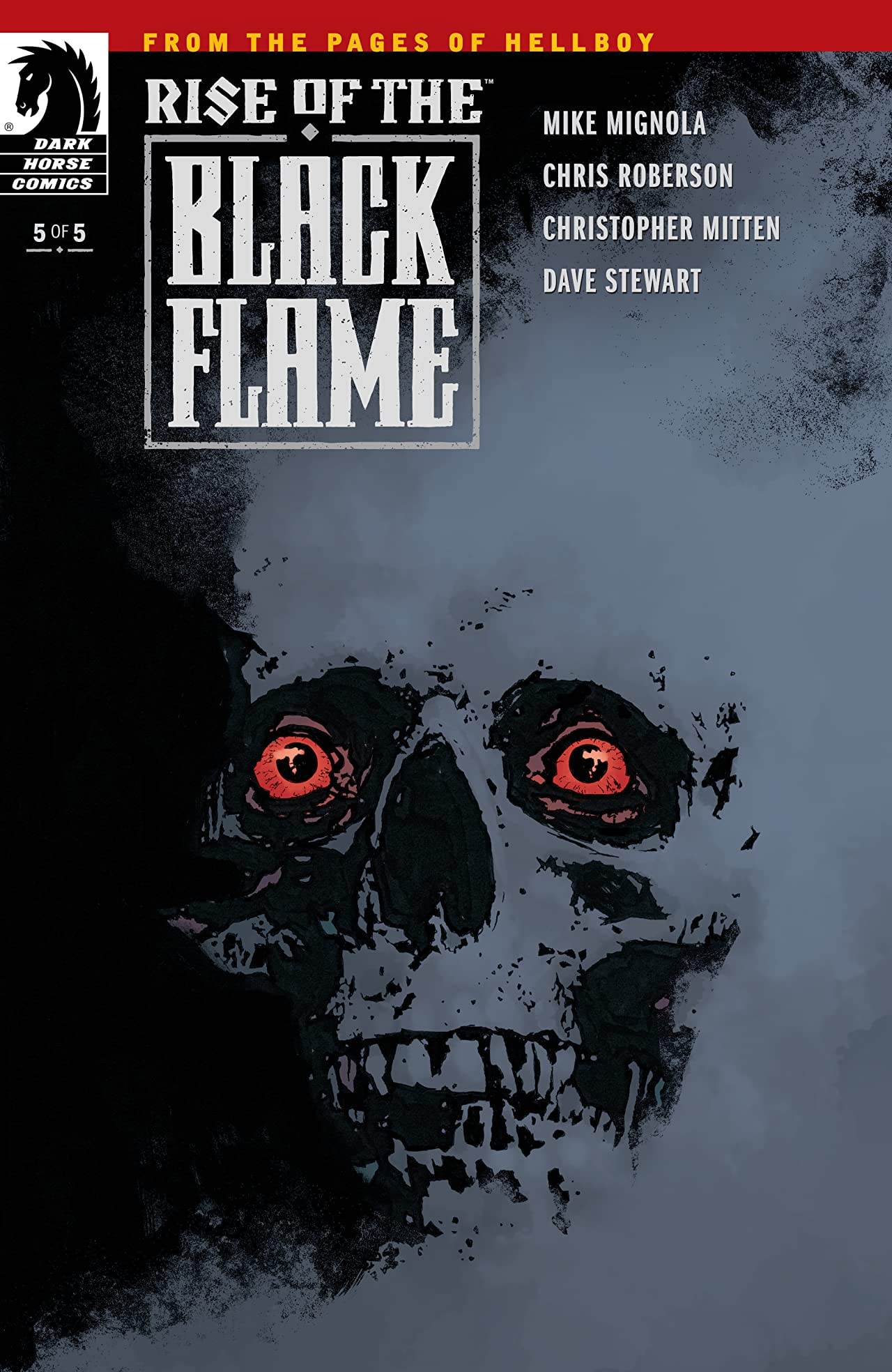 Rise of the Black Flame #5