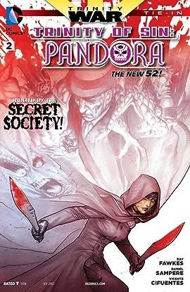 Trinity of Sin: Pandora (2013-2014) #2