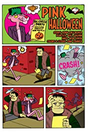 The Pink Panther: Trick or Pink #1