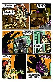 The Three Stooges: Curse of FrankenStooge #1