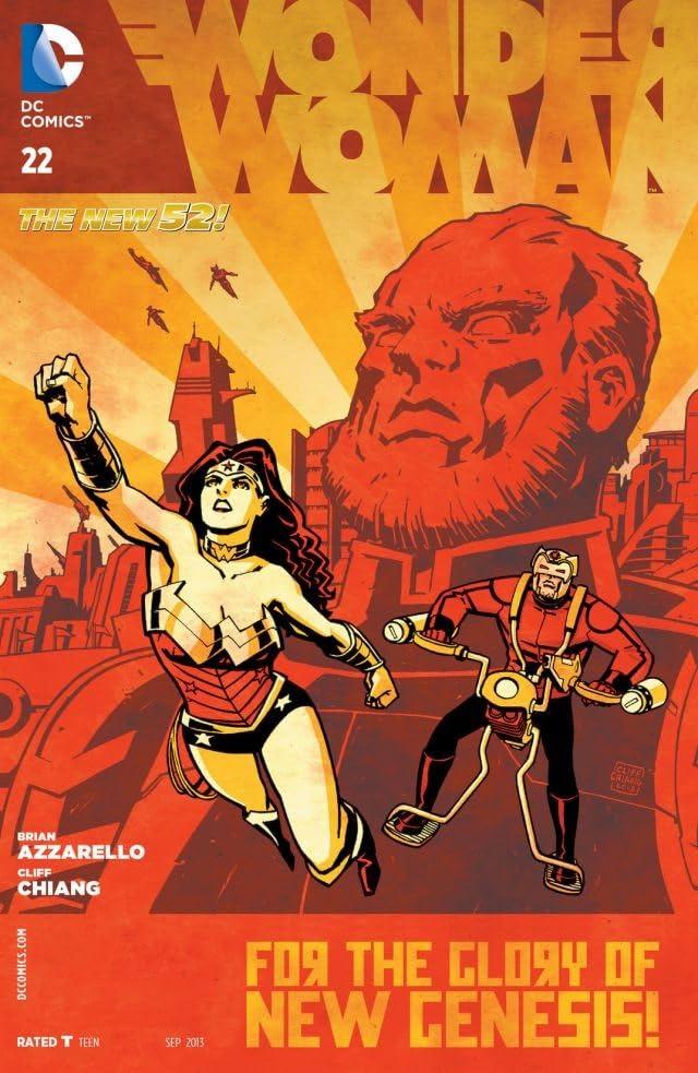 Wonder Woman (2011-2016) #22