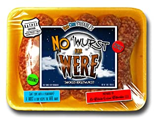 No 'Wurst For Were Vol. 1