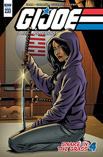 G.I. Joe: A Real American Hero #233
