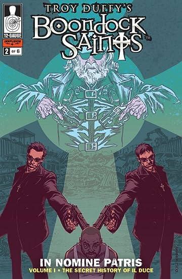 Boondock Saints: In Nomine Patris #2 (of 6)