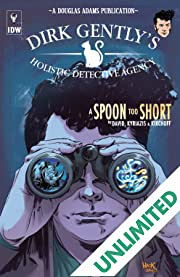 Dirk Gently's Holistic Detective Agency: A Spoon Too Short