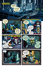 Transformers: More Than Meets the Eye (2011-2016) Vol. 10
