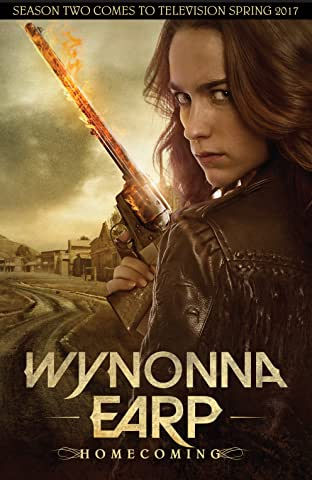 Wynonna Earp Tome 1: Homecoming