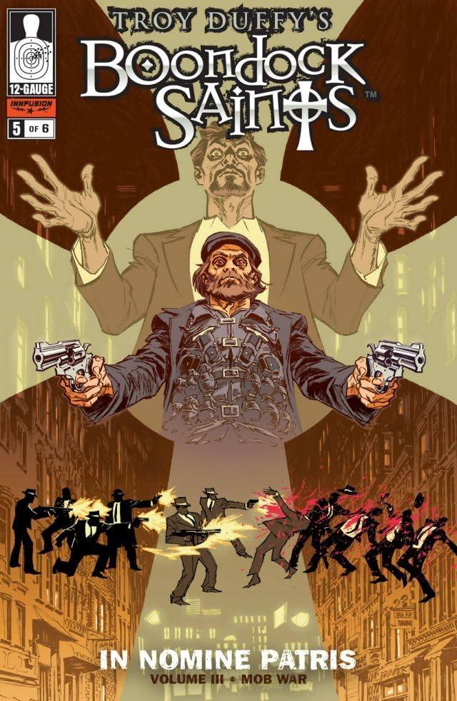 Boondock Saints: In Nomine Patris #5 (of 6)