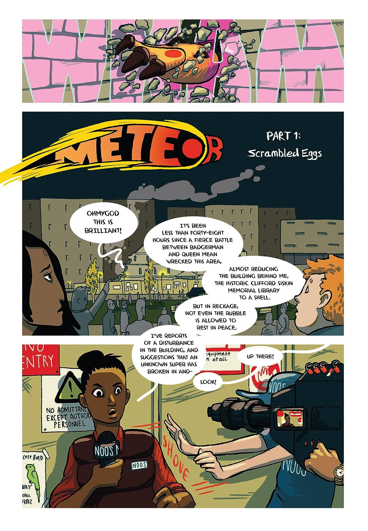Meteor #1