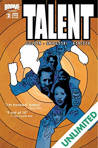 Talent #2 (of 4)