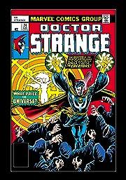 Doctor Strange (1974-1987) #24