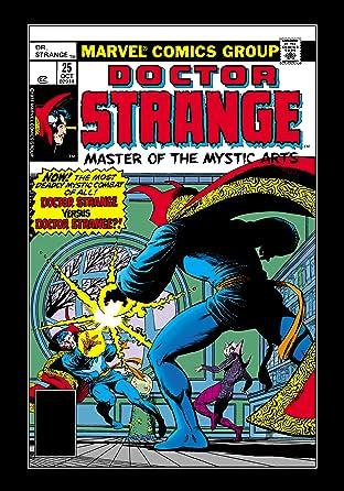 Doctor Strange (1974-1987) #25