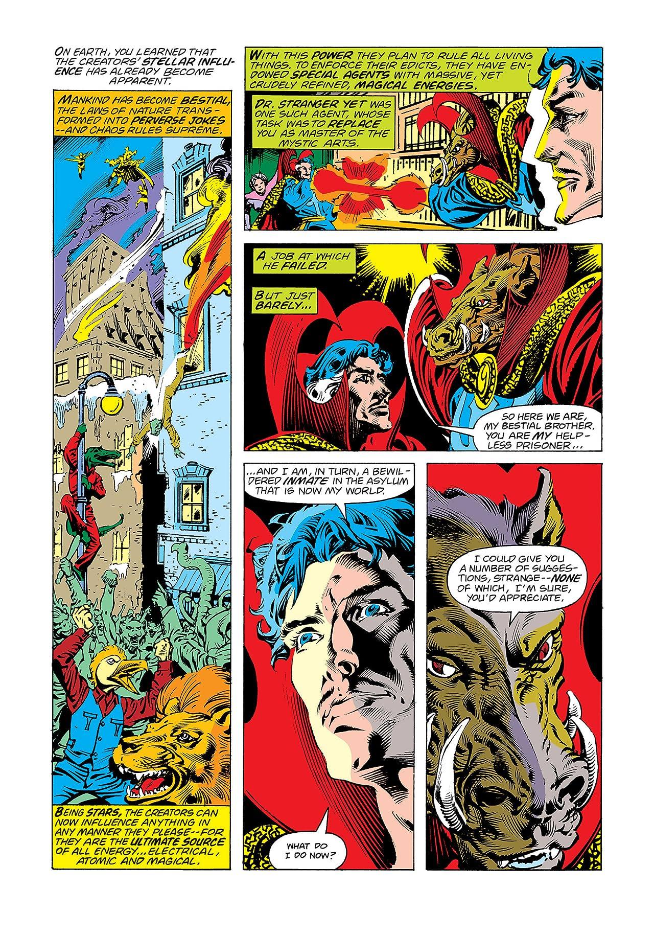 Doctor Strange (1974-1987) #26