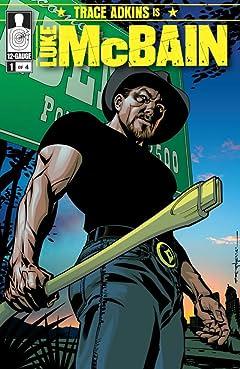 Trace Adkins is Luke McBain #1 (of 4)