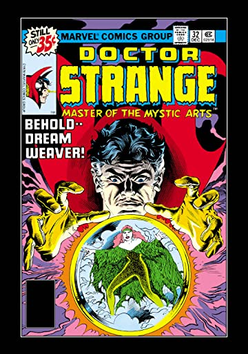 Doctor Strange (1974-1987) #32