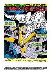 Doctor Strange (1974-1987) #36