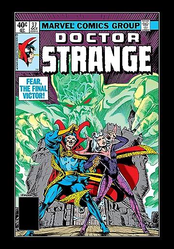 Doctor Strange (1974-1987) #37