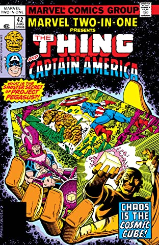 Marvel Two-In-One (1974-1983) #42
