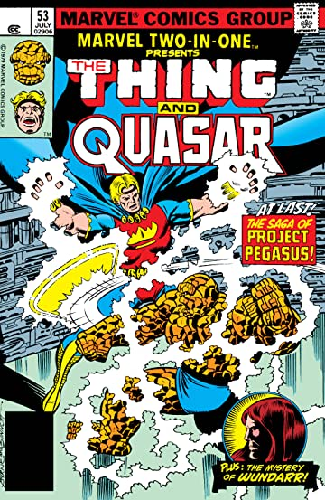 Marvel Two-In-One (1974-1983) #53