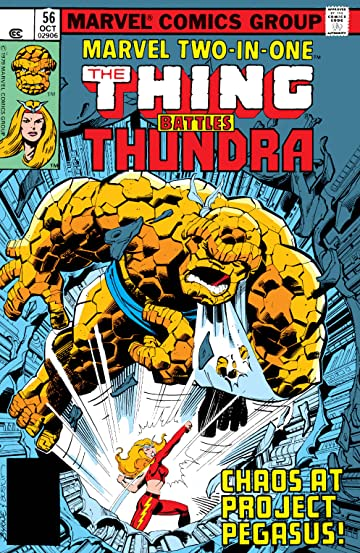 Marvel Two-In-One (1974-1983) #56