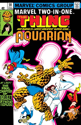 Marvel Two-In-One (1974-1983) #58