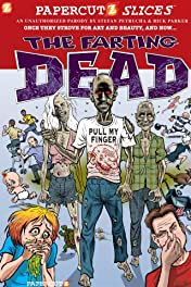 Papercutz Slices Vol. 5: The Farting Dead Preview