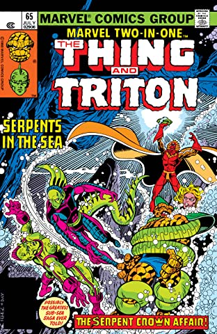 Marvel Two-In-One (1974-1983) #65