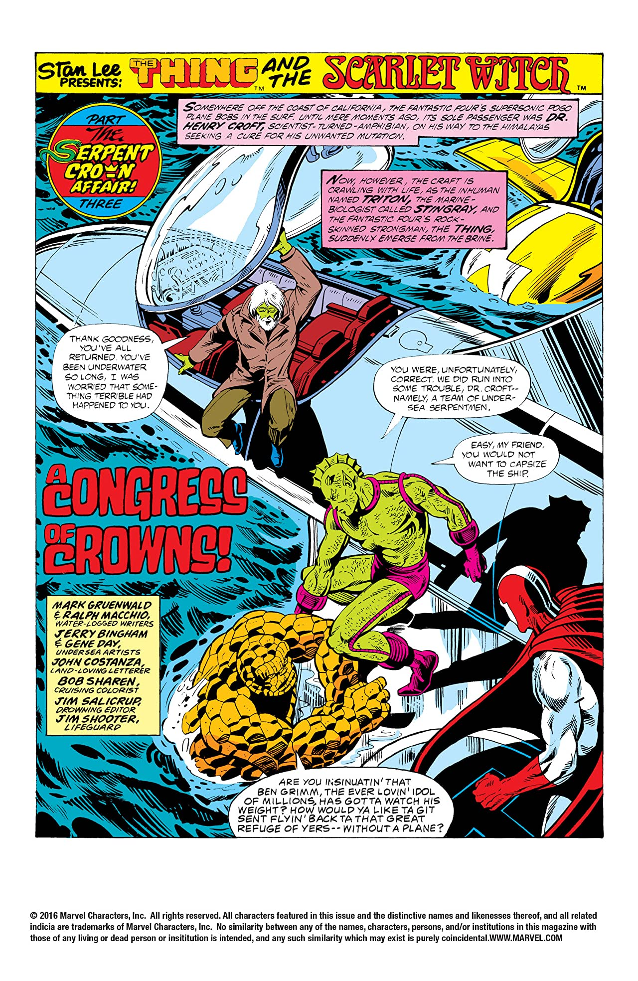 Marvel Two-In-One (1974-1983) #66