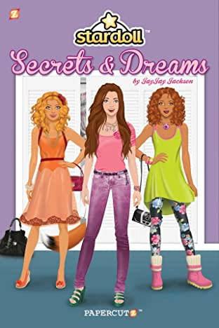Stardoll Vol. 1: Secrets & Dreams Preview