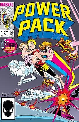 Power Pack (1984-1991) #1