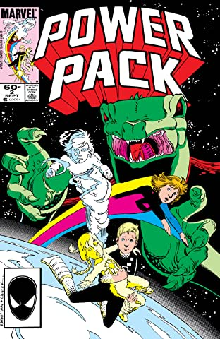 Power Pack (1984-1991) #2