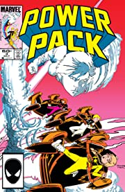 Power Pack (1984-1991) #3