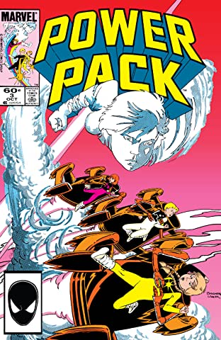 Power Pack (1984-1991) #3