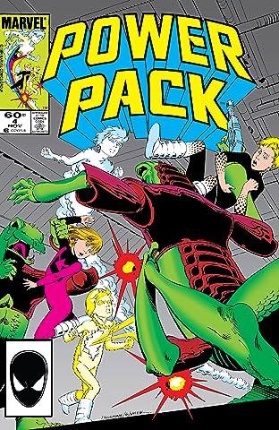 Power Pack (1984-1991) #4