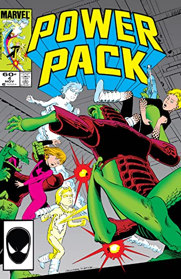 Power Pack (1984-1991) #4