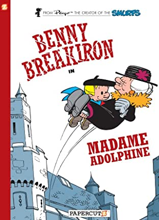 Benny Breakiron Vol. 2: Madame Adolphine Preview