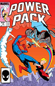 Power Pack (1984-1991) #6
