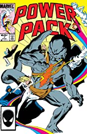 Power Pack (1984-1991) #7