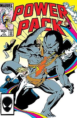 Power Pack (1984-1991) #7