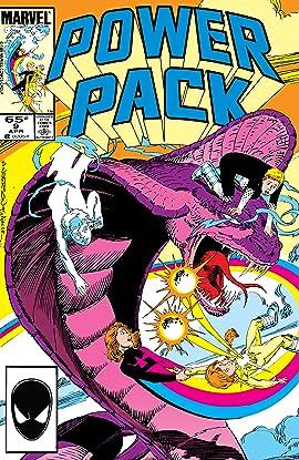 Power Pack (1984-1991) #9