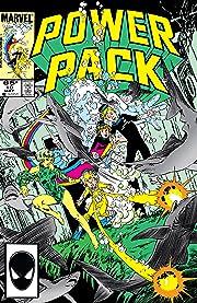 Power Pack (1984-1991) #10