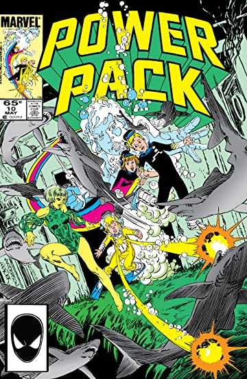 Power Pack (1984-1991) #10