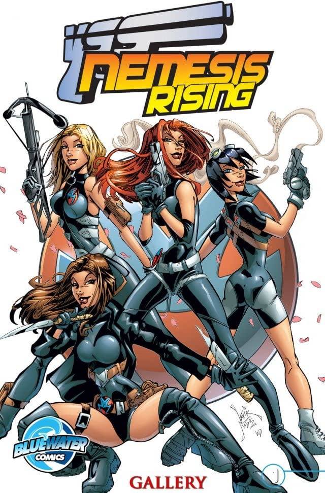 Victoria's Secret Service: Nemesis Rising Gallery
