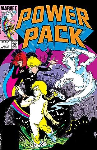 Power Pack (1984-1991) #11
