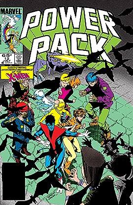 Power Pack (1984-1991) #12
